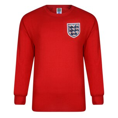 Score Draw England 66 Away Jersey Mens