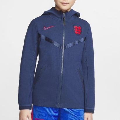 Nike England Tech Pack Hoodie 2020 Junior