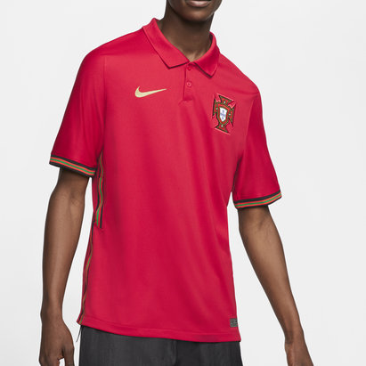 Nike Portugal 2020 Home Shirt Mens