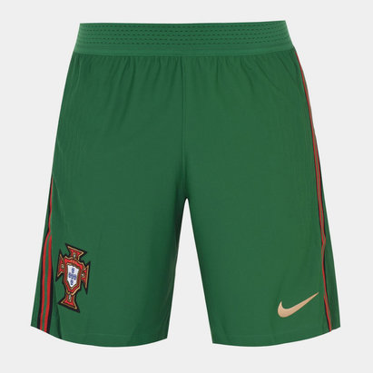 Nike Portugal 2020 Home Vapor Match Football Shorts