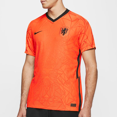 Nike Holland 2020 Home Authentic Match Football Shirt