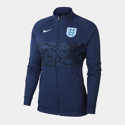 Nike England 2020 Womens Anthem Football Jacket
