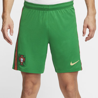 Nike Portugal 2020 Home Football Shorts