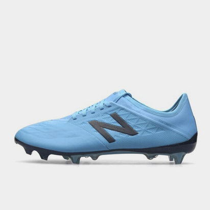 New Balance Furon V5 Pro FG Leather Football Boots