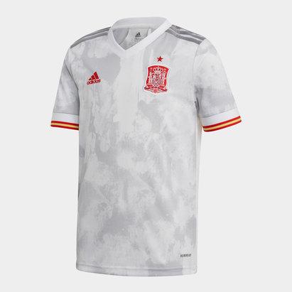 adidas Spain 2020 Kids Away Football Shirt