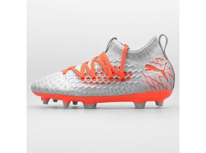 Puma Future 4.3 Netfit FG Unisex Childrens Football Boots