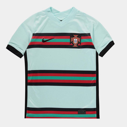 Nike Portugal 2020 Kids Away Football Shirt