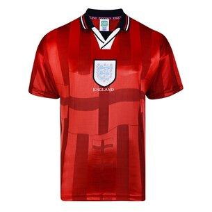 Score Draw England 98 Away Jersey Mens