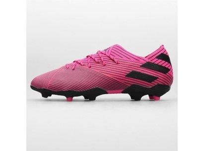 adidas Nemeziz 19.1 Unisex Childrens FG Football Boots