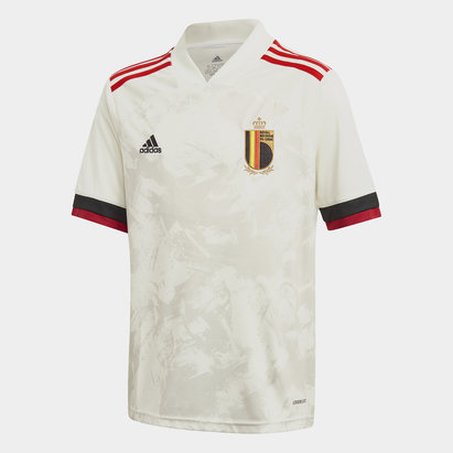 adidas Belgium 2020 Kids Away Football Shirt