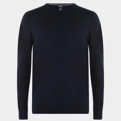 Callaway V Neck Sweatshirt Mens