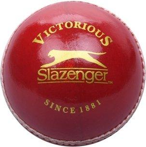 Slazenger Elite Cricket Ball Juniors
