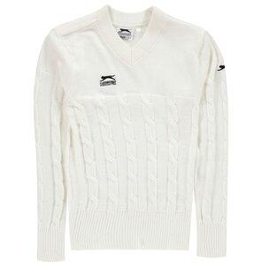 Slazenger Classic Cricket Sweater Juniors