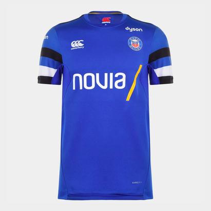 Canterbury Bath 2019/20 Players Rugby Training T-Shirt