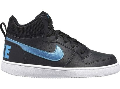 Nike Court Borough Mid High Top Trainers Girls