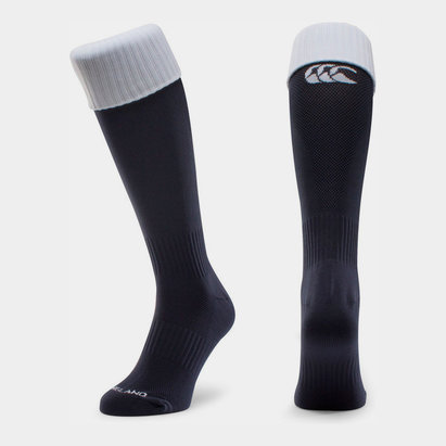 Canterbury England 2018/19 Home Players Rugby Socks