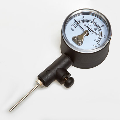 Mitre Pressure Gauge Ball Pump