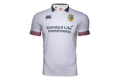 Canterbury British and Irish Lions Mens Pro Training Rugby Shirt