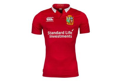 Canterbury British and Irish Lions Matchday TEST Rugby Shirt