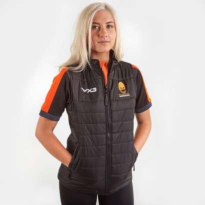 VX3 Worcester Warriors 2019/20 Ladies Pro Gilet