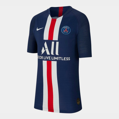 Nike Paris Saint-Germain 19/20 Home Vapor Kids Football Shirt