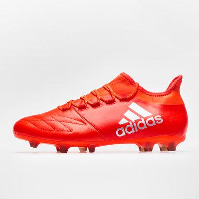 adidas X 16.2 FG/AG Leather Football Boots