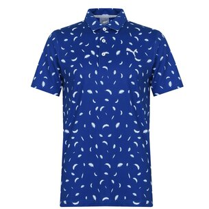 Nike Cloudspun Feather Polo Shirt Mens