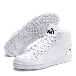Puma Rebound Lay Up SL High Top Trainers Mens