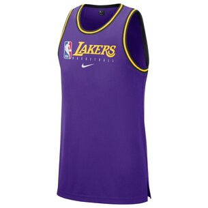 Nike Los Angeles Lakers DNA Tank Top Mens