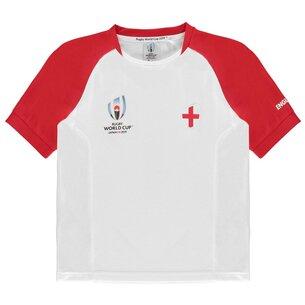Team Rugby 2019 Team Poly T Shirt Boys