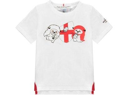 Team Rugby 2019 Team Cotton T Shirt Infant Boys