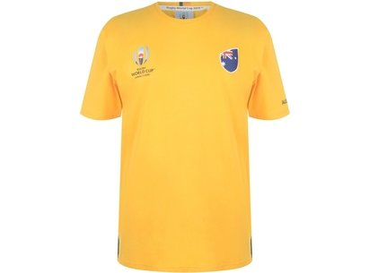 Team Rugby 2019 Team Cotton T Shirt Mens