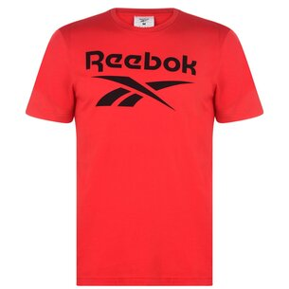 Reebok Vector Logo T Shirt Mens
