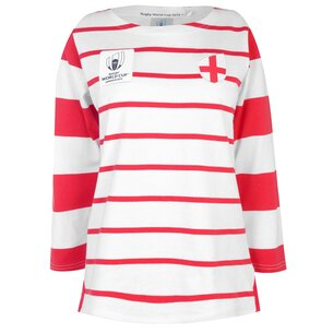 Team Rugby 2019 Long Sleeve T Shirt Ladies