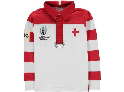 Team Rugby 2019 Long Sleeve Jersey Infant Boys
