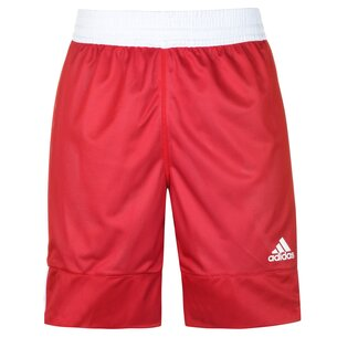 adidas Mens 3G Spped Reversible Shorts
