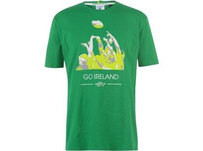 Team Rugby 2019 Go Team T Shirt Mens