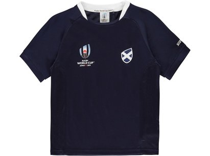 Team Rugby 2019 Team Poly T Shirt Boys