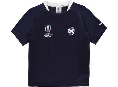 2019 Team Poly T Shirt Boys