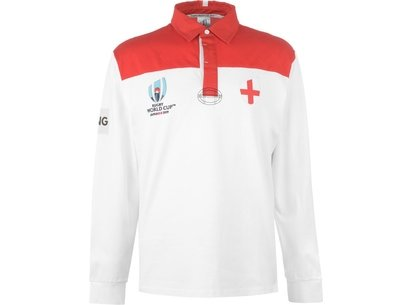 Team Rugby 2019 Team Long Sleeve Jersey Mens