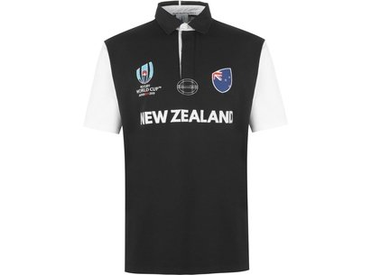 Team Rugby 2019 Team Short Sleeve Jersey Mens