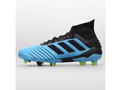 adidas Predator 19.1 FG Football Boots Mens