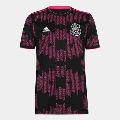 adidas Mexico 2020 Home Football Shirt
