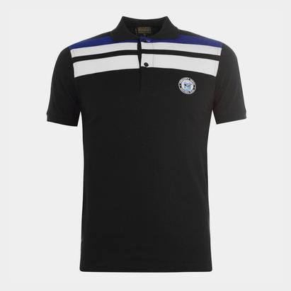 Score Draw NUFC 1982 Retro Polo Shirt Mens