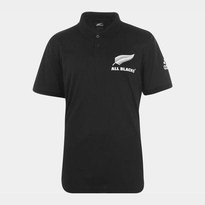 adidas New Zealand All Blacks Polo Shirt