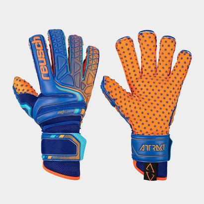 Reusch Attrakt Pro G3 Speedbump Evolution Gloves Mens