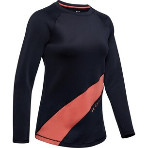 Under Armour ColdGear Long Sleeve Graphic T Shirt Ladies