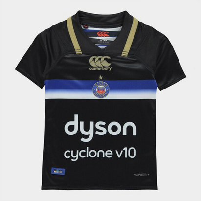Canterbury Bath 2018/19 European Kids Pro Shirt