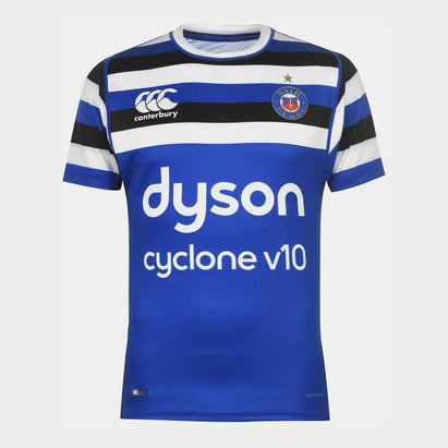 Canterbury Bath 2019/20 Home Test Shirt