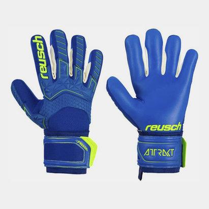 Reusch Freegel S1 Finger Save Goalkeeper Gloves